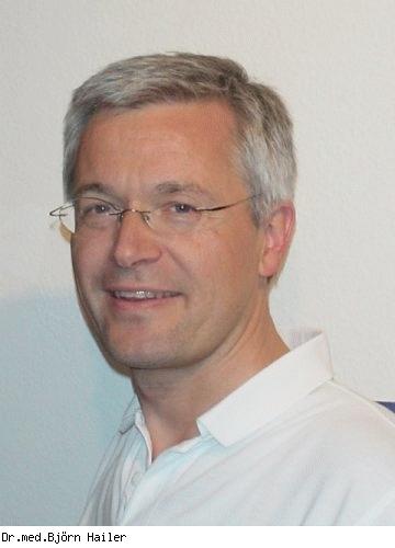 Yngve-Björn Hailer, Facharzt für Allgemeinmedizin, Facharzt für Psychosomatische Medizin und Psychotherapie in Furth