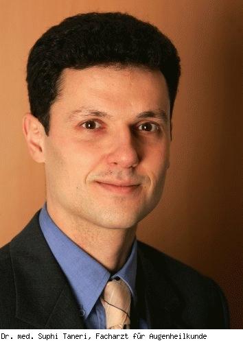 Suphi Taneri, Facharzt für Augenheilkunde in Münster