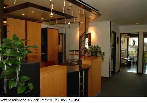 Manuel Wolf, Zahnarzt in Wendlingen am Neckar