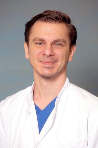 Markus Mille, Facharzt für Allgemeinchirurgie in Erfurt