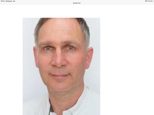 Christian Keuneke, Facharzt für Innere Medizin in Malchin