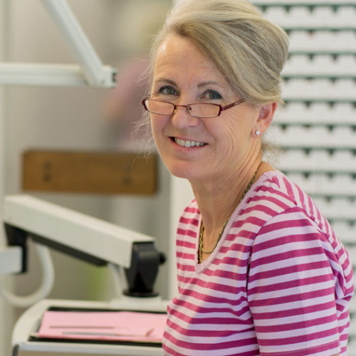 Bente Ahlefeldt-Laurvig-Lehn, Fachzahnärztin für Kieferorthopädie in Flensburg