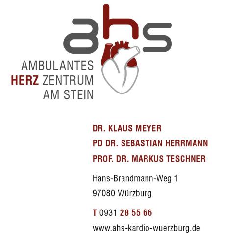 Klaus Meyer, Facharzt für Innere Medizin und Kardiologie in Würzburg