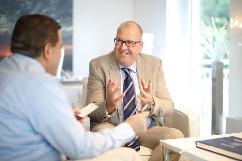 Joachim Drevs, Facharzt für Innere Medizin und Hämatologie und Onkologie in Sickte