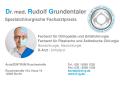 Rudolf Grundentaler, Facharzt für Orthopädie und Unfallchirurgie in Berlin