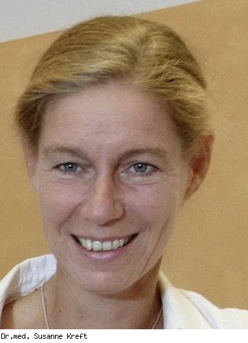 Susanne Kreft, Fachärztin für Allgemeinmedizin in Rostock