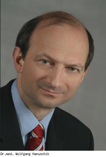 Wolfgang Hanuschik, Facharzt für Augenheilkunde in Berlin