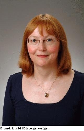 Sigrid Hülsbergen-Krüger, Fachärztin für Allgemeinchirurgie, Fachärztin für Plastische Chirurgie in Mühlhausen (Thüringen)