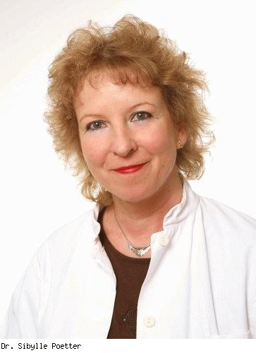 Sibylle Poetter, Fachärztin für Hals-Nasen-Ohrenheilkunde - Allergologie in Regensburg