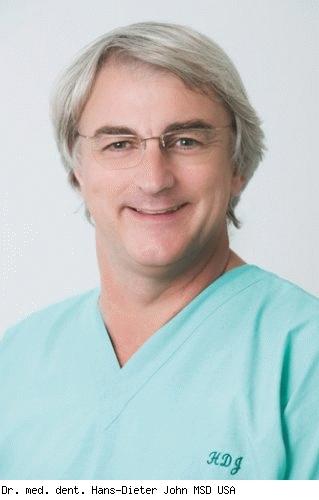 Hans-Dieter John, Zahnarzt - Master of Science in Dentistry (USA) in Düsseldorf