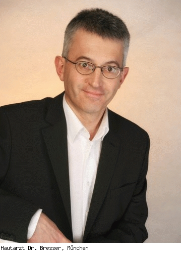 Harald Bresser, Facharzt für Haut- und Geschlechtskrankheiten, Facharzt für Anästhesiologie in München