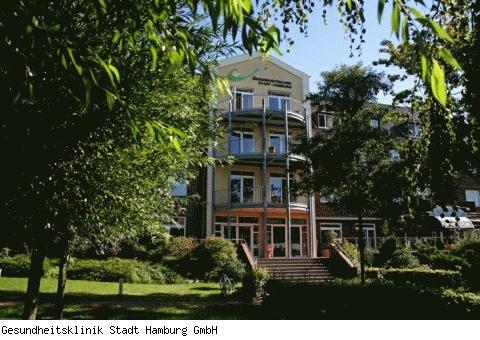 Gesundheitsklinik Stadt Hamburg GmbH, Fachklinik für Rehabilitation und Prävention in Sankt Peter-Ording
