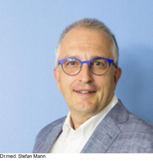 Stefan Mann, Facharzt für Allgemeinchirurgie, Facharzt für Gefäßchirurgie in Regensburg