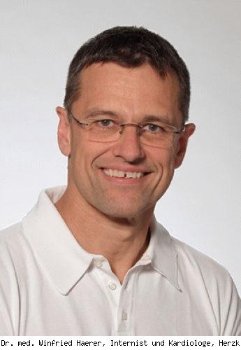 Winfried Haerer, Facharzt für Innere Medizin und Kardiologie in Ulm