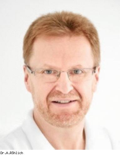 Alexander Röhlich, Zahnarzt in Stuttgart-Rohr