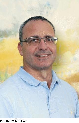 Heino Kniffler, Facharzt für Orthopädie in Ulm