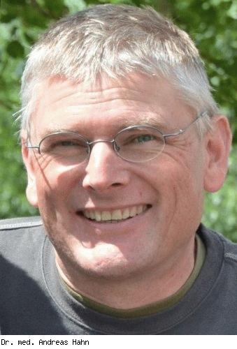 Andreas Hahn, Facharzt für Innere Medizin in München