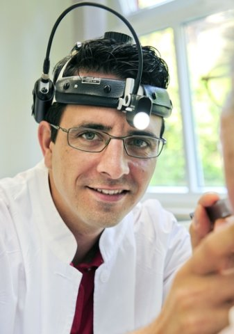 Andreas Schwarck, Facharzt für Hals-Nasen-Ohrenheilkunde in Premnitz