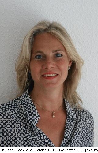 Saskia von Sanden, Fachärztin für Allgemeinmedizin in Baden-Baden