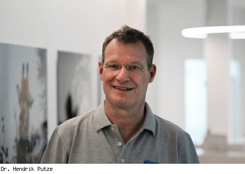 Hendrik Putze, Zahnarzt in Stuttgart