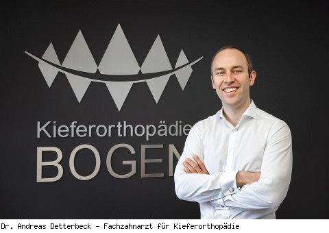 Andreas Detterbeck, Fachzahnarzt für Kieferorthopädie in Bogen