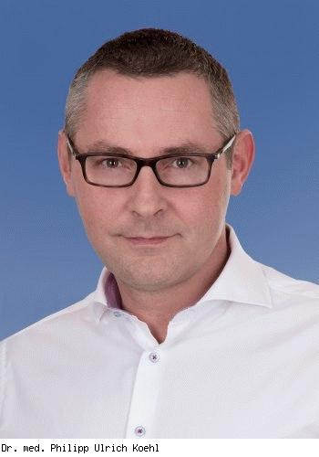 Philipp Koehl, Facharzt für Chirurgie - Unfallchirurgie in Marktredwitz
