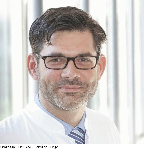 Karsten Junge, Facharzt für Allgemeinchirurgie, Facharzt für Viszeralchirurgie in Würselen
