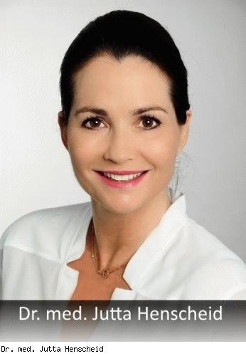 Jutta Henscheid, Ärztin in Düsseldorf