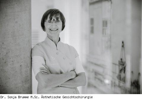 Sonja Brumme, Fachärztin für Mund-Kiefer-Gesichtschirurgie - MSc Ästhetische Gesichtschirurgie in Hamburg