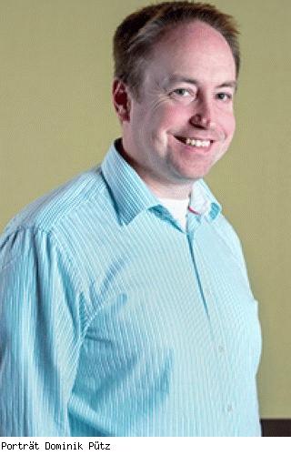 Dominik Pütz, Facharzt für Allgemeinmedizin in Passau