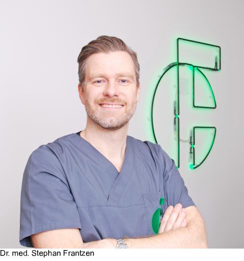 Stephan Frantzen, Facharzt für Plastische und Ästhetische Chirurgie, Facharzt für Allgemeinchirurgie in Berlin