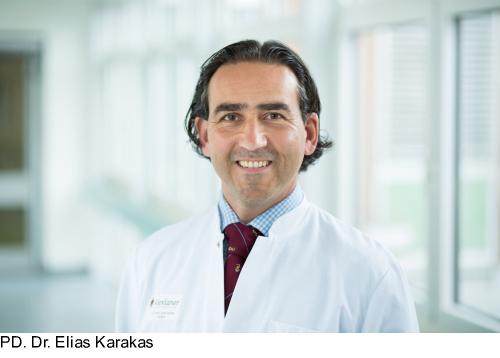 Elias Karakas, Facharzt für Allgemeinchirurgie, Facharzt für Viszeralchirurgie in Krefeld