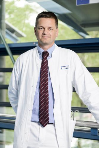 Stephan Achenbach, Facharzt für Innere Medizin und Kardiologie in Erlangen