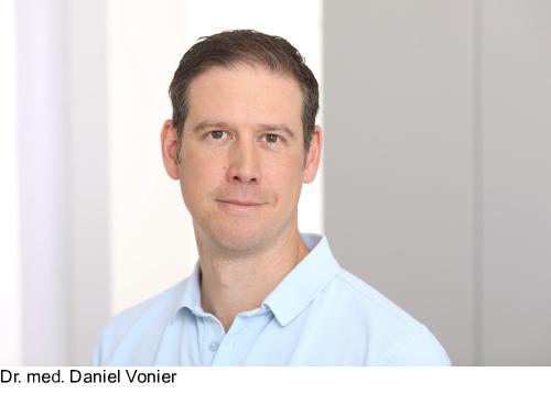 Daniel Vonier, Facharzt für Allgemeinchirurgie, Facharzt für Plastische und Ästhetische Chirurgie in Wiesbaden