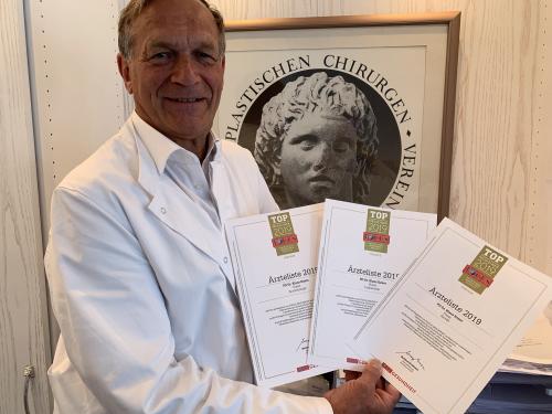 Klaus Exner, Facharzt für Allgemeinchirurgie, Facharzt für Plastische Chirurgie in Frankfurt am Main