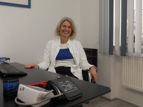 Ursula Shane, Fachärztin für Allgemeinmedizin in Lauf an der Pegnitz