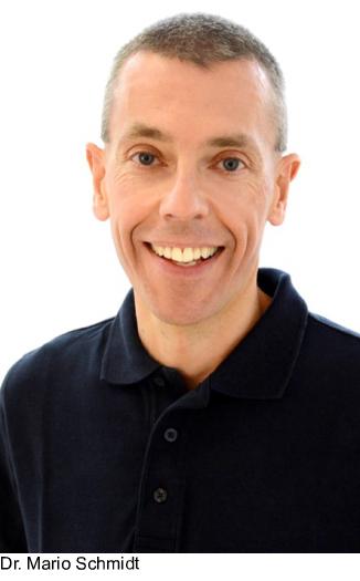 Mario Schmidt, Zahnarzt in Erding