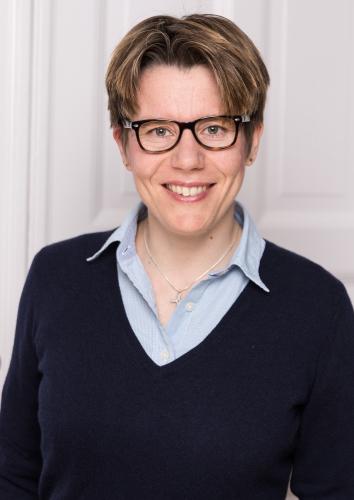 Inez Brunotte, Fachärztin für Augenheilkunde in Hannover