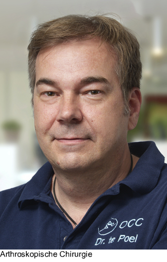 Marc C. te Poel, Facharzt für Allgemeinchirurgie, Facharzt für Orthopädie und Unfallchirurgie in Wuppertal-Barmen
