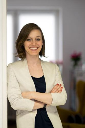 Josepha Katzmann, Kinder- und Jugendlichenpsychotherapeutin in Düsseldorf