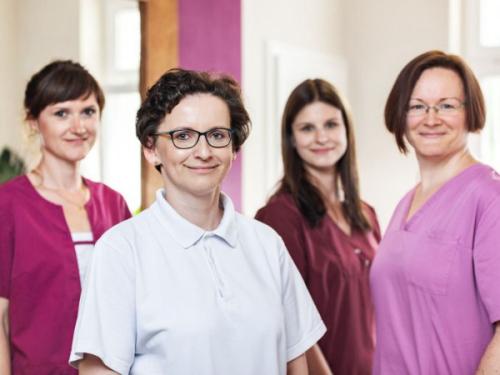 Katrin Hänseroth, Fachärztin für Frauenheilkunde und Geburtshilfe in Dresden