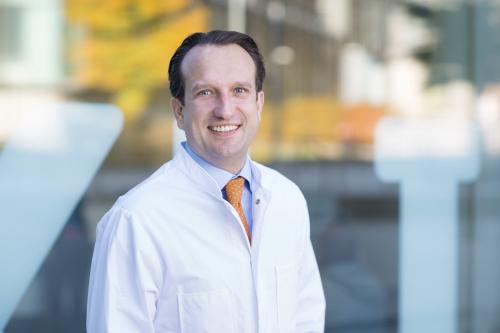 Christian la Fougere, Facharzt für Nuklearmedizin in Tübingen
