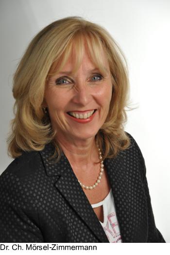 Christiane Mörsel-Zimmermann, Fachärztin für Neurologie, Fachärztin für Psychiatrie und Psychotherapie in Wiesbaden