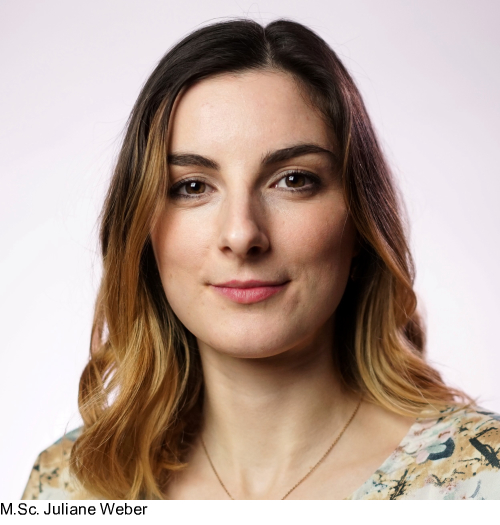 Juliane Weber, Psychologische Psychotherapeutin in Düsseldorf