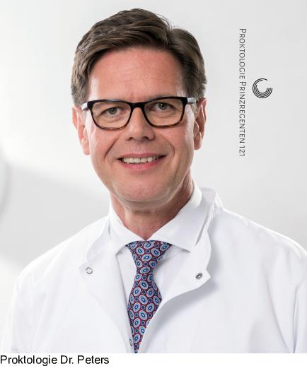 Albert Peters, Facharzt für Allgemeinchirurgie, Facharzt für Viszeralchirurgie in München