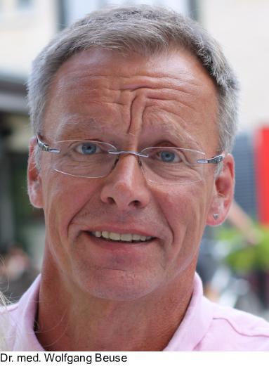Wolfgang Beuse, Facharzt für Allgemeinmedizin in Versmold