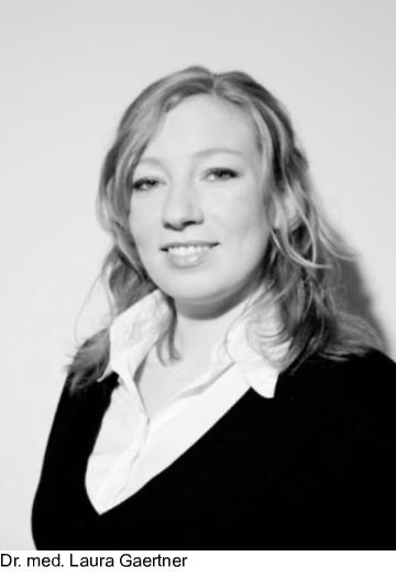 Laura-Marie Gaertner, Fachärztin für Hals-Nasen-Ohrenheilkunde in München