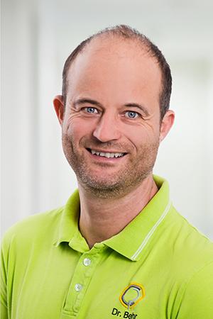 Profilfoto Mannschaftsarzt Doktor Behr
