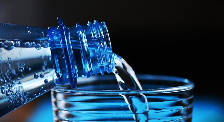 Flasche, Wasser