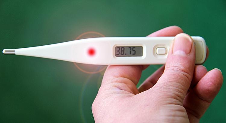Thermometer, Fieberthermometer